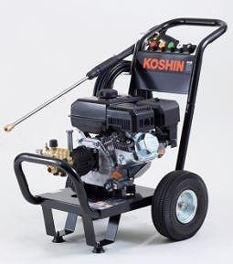エスコ(ESCO)  3.1kW 洗浄機(エンジン付) EA115N-4B