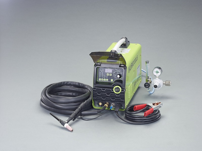上品なスタイル  単相100V・200V兼用 エスコ(ESCO) 店 TIG溶接機 EA315GK-1A:工具屋のプロ-その他