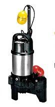 【メーカー直売】  AC100V/400W(50Hz)50mm水中ポンプ(汚物用オート EA345PF-150:工具屋のプロ エスコ(ESCO) 店-その他