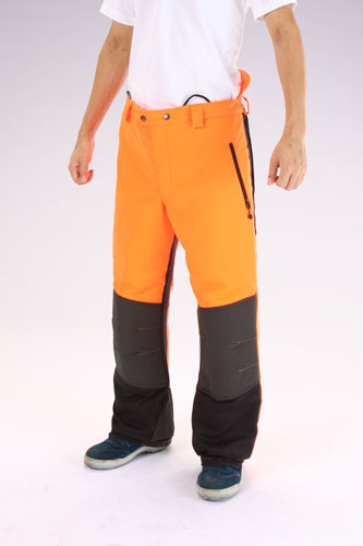 エスコ(ESCO) [L] 保護ズボン(チェーンソー作業用) EA370EB-2