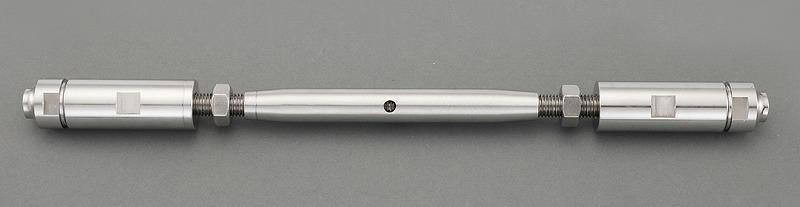 エスコ(ESCO) M10 ターンバックル(ステンレス製) EA638SF-21