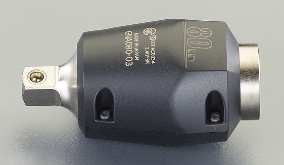 エスコ(ESCO) 8.0- 80N・m/3/8