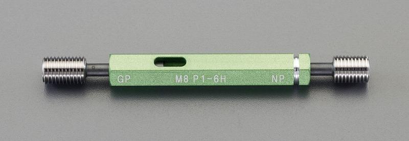【60%OFF】 【スーパーSALE期間中 全商品P2倍! 3月5日&10日はP5倍! M8xP1.0/92mm EA725DK-5】エスコ(ESCO) M8xP1.0 全商品P2倍!/92mm 限界ねじゲージ(ISO導入JIS) EA725DK-5, サントノーレ:43fe48fd --- happyfish.my