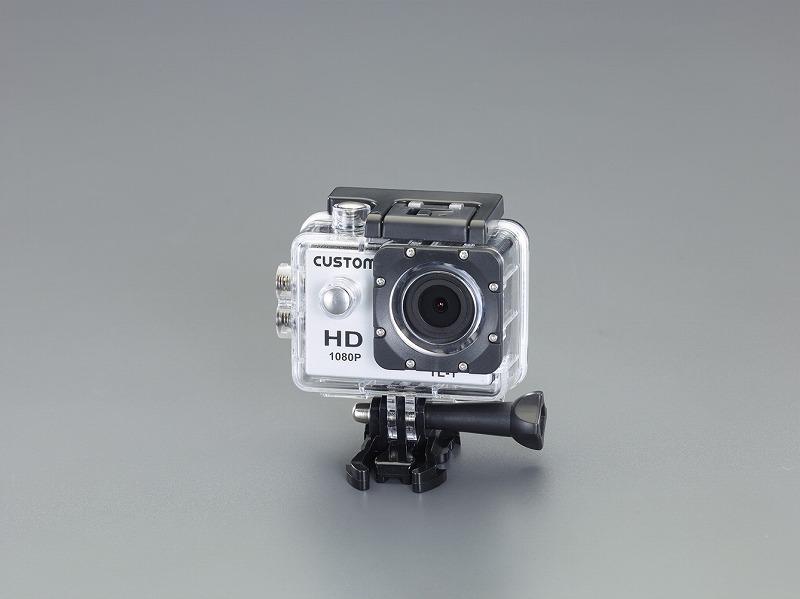 エスコ(ESCO) [500万画素]ウェアラブルカメラ EA759GC-31