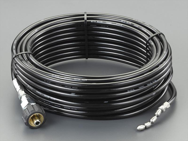 値段が激安 EA115JS-98:工具屋のプロ 店 1/8x20m スズランノズル付パイプクリーニングキット エスコ(ESCO)-DIY・工具