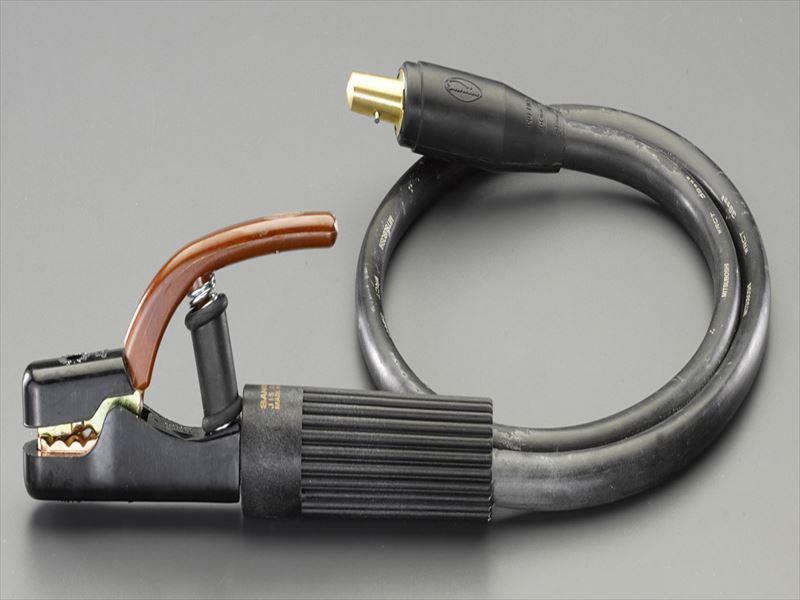 エスコ(ESCO) 300A/1.2m 溶接ホルダーセット EA315-51