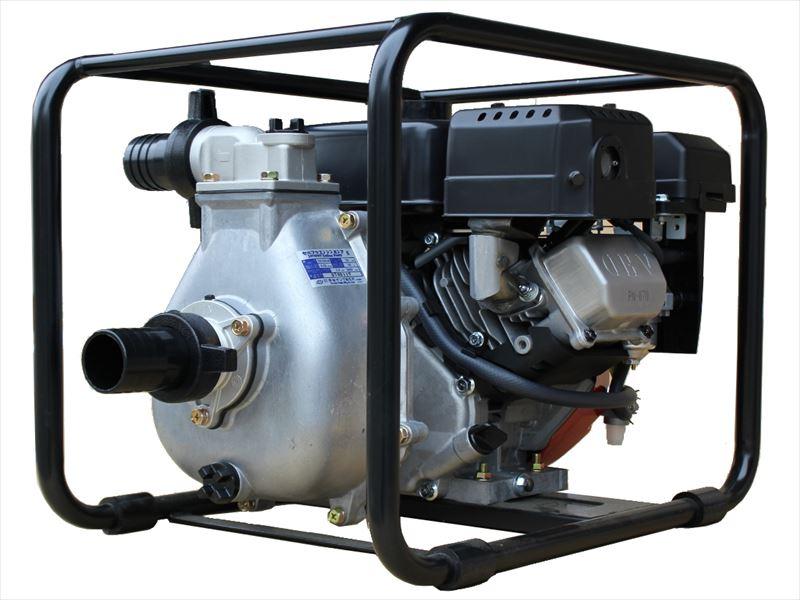 エスコ(ESCO) 2.7 PS/50mm エンジンポンプ(4サイクル) EA345KH-1