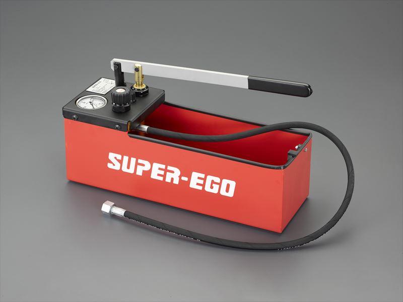 エスコ(ESCO) 120bar(11.7MPa) 水圧テストポンプ EA346S