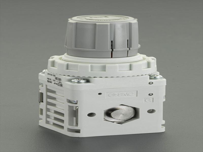 エスコ(ESCO) φ 8mm 真空レギュレーター(標準配管仕様) EA425VD-8