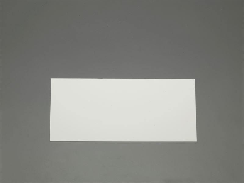 エスコ(ESCO) 300x450x 3mm 低発泡塩ビ板(白/5枚) EA440DY-113