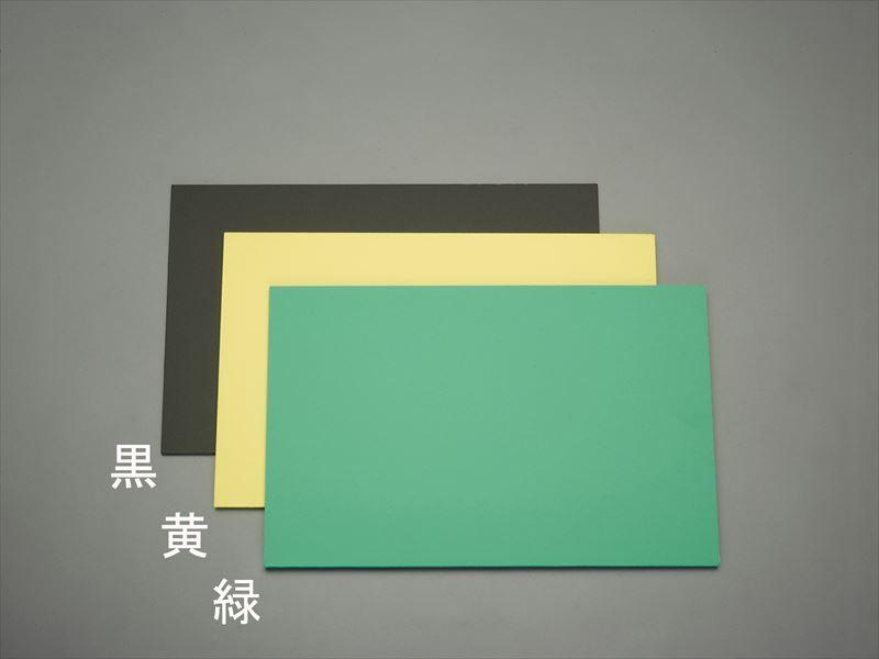 エスコ(ESCO) 300x450x 3mm 低発泡塩ビ板(緑/5枚) EA440DY-172