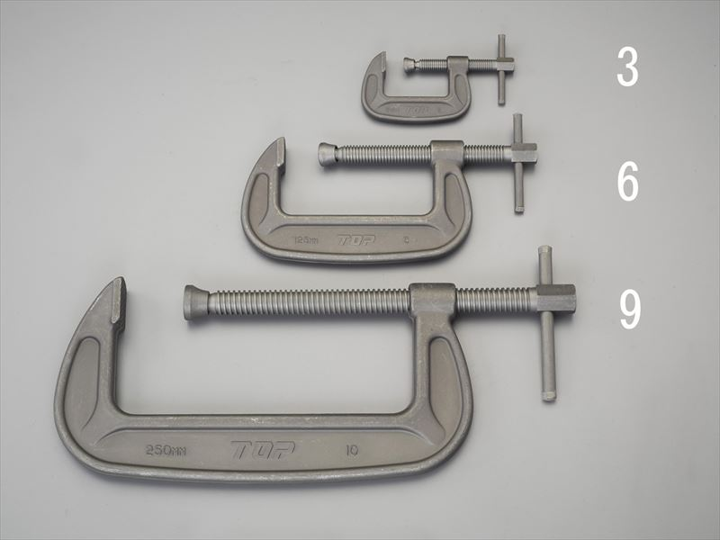 エスコ(ESCO) 0-252mm/111mm シャコ万力 EA526SJ-9