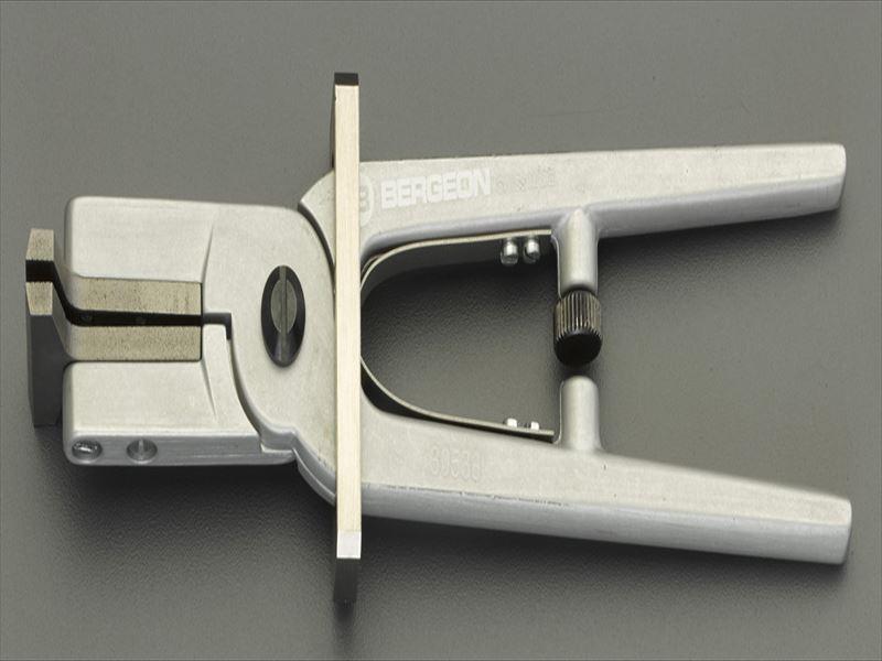 エスコ(ESCO) 160mm 精密プライヤー(アルミ製) EA537HD-1