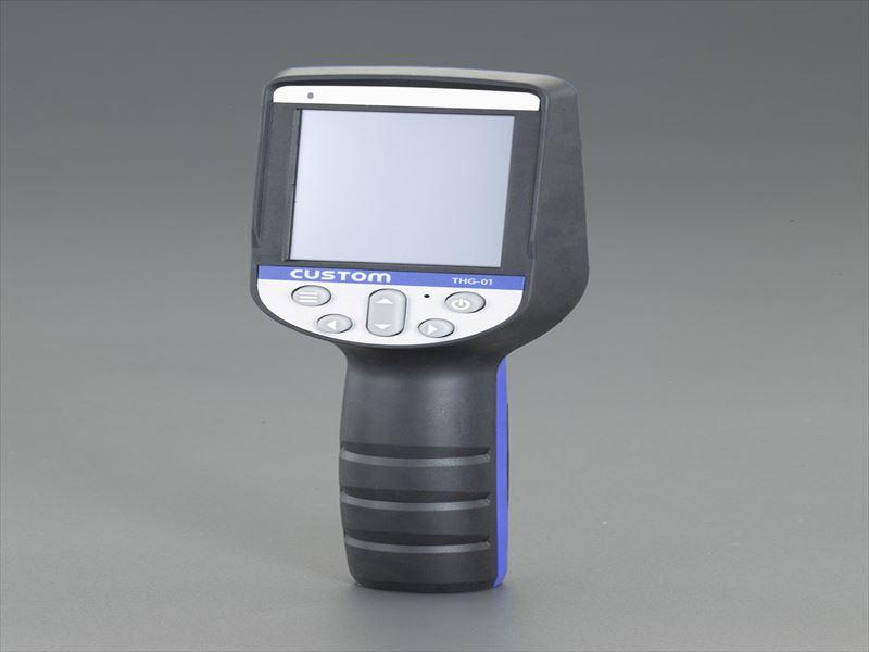 数量は多 店 EA701ZC-11:工具屋のプロ 赤外線サーモグラフィー  エスコ(ESCO) -20℃/+380℃-DIY・工具