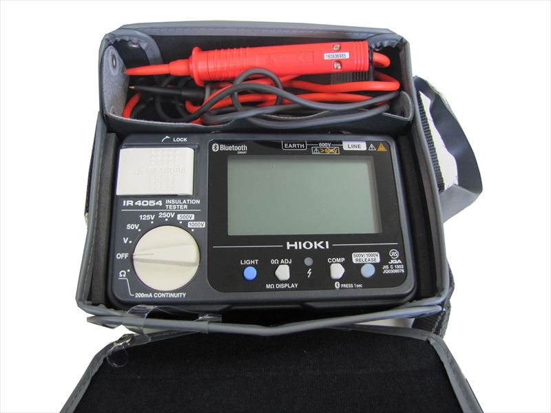 エスコ(ESCO) デジタル絶縁抵抗計 EA709B-3