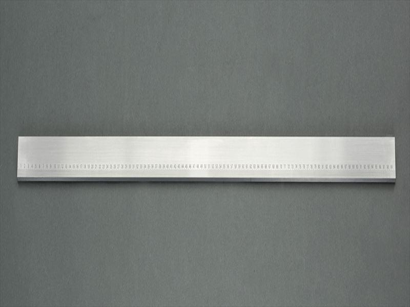 エスコ(ESCO) 500mm 鋼製ストレートエッジ(目盛付) EA720YN-11