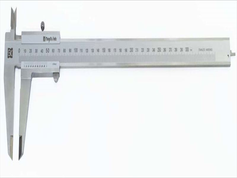 エスコ(ESCO) 300mm ノギス EA725C-4
