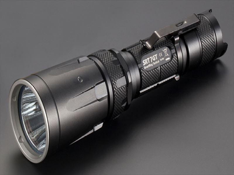 エスコ(ESCO) [CR123Ax2本] フラッシュライト/LED(白・赤・緑・青) EA758JH-7A