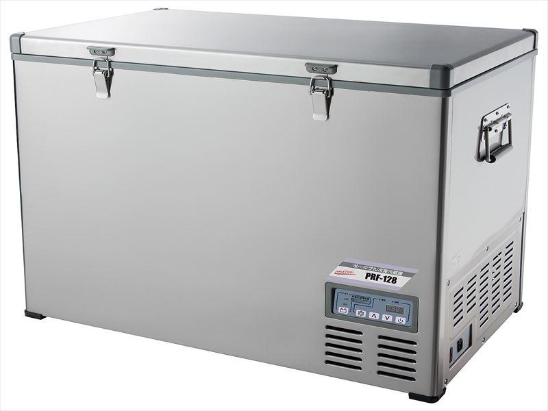 エスコ(ESCO) DC12V,24V/AC100V(128L)冷凍冷蔵庫 EA763AP-140