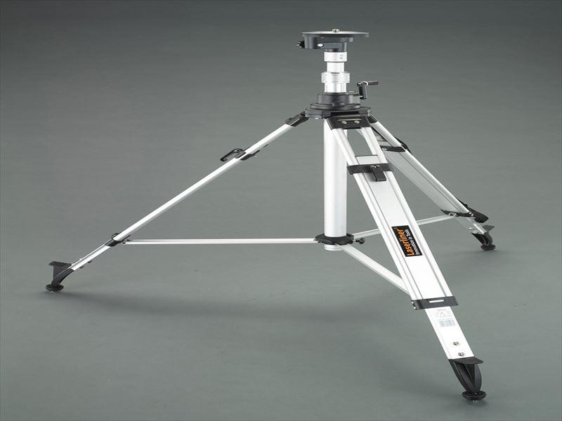 エスコ(ESCO) 1290-2950mm エレベーター三脚 EA780BA-55