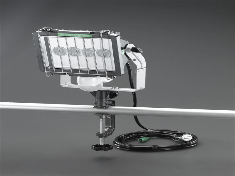 エスコ(ESCO) AC100V/ 30W LEDセンサーライト(5m) EA864CA-305