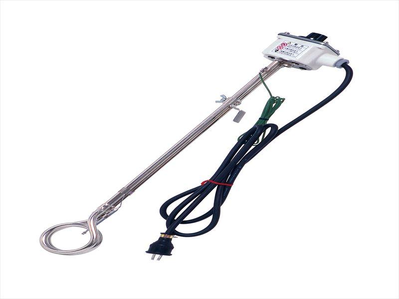 エスコ(ESCO) AC100V/ 1kW 投込みヒーター(低温用) EA896AH-31