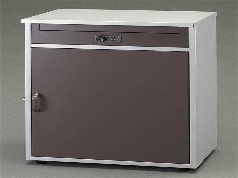 エスコ(ESCO) 415x325x580mm 宅配ボックス EA951FC-50