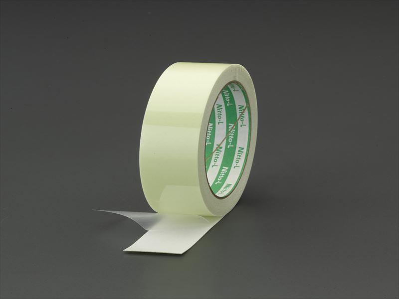 エスコ(ESCO) 0.6x24mmx5m 超高輝度蓄光テープ EA983GB-113