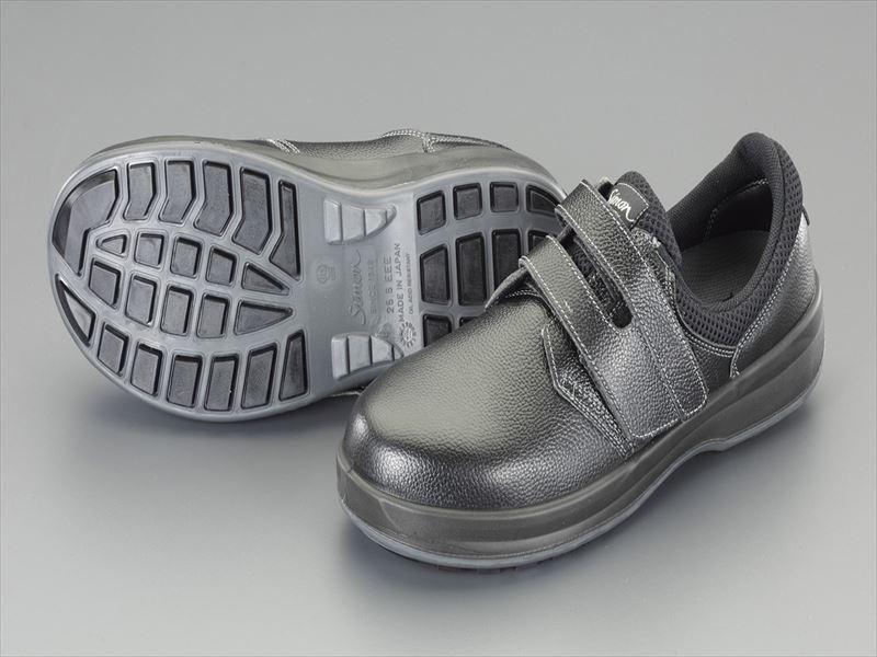 エスコ(ESCO) 27.5cm 安全靴(耐油底) EA998VA-27.5A