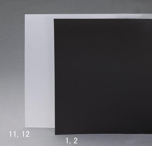 エスコ(ESCO) 565x980x0.75mm PP板(半透明/10枚) EA440DY-12