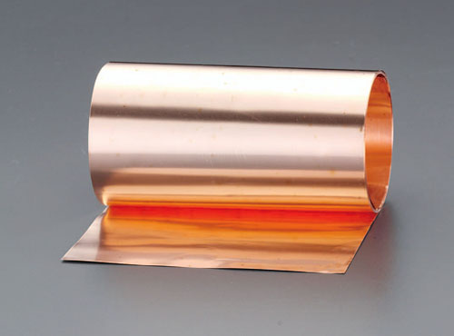 エスコ(ESCO) 0.152x150mm/2.5m シム(銅製) EA440EF-0.1B