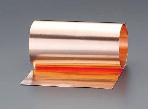 エスコ(ESCO) 0.203x150mm/2.5m シム(銅製) EA440EF-0.2