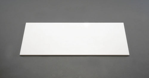 エスコ(ESCO) 500x1000x12mm 硬質ポリエチレン板 EA441PC-12