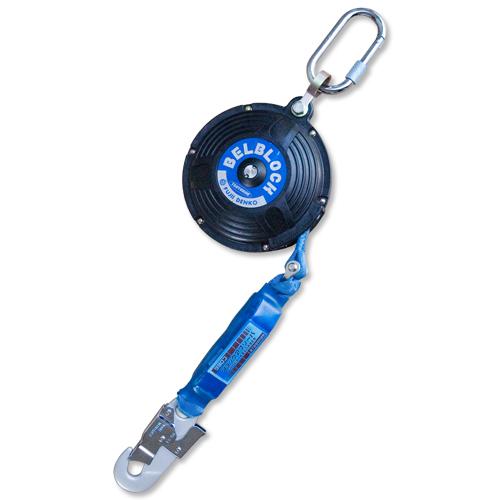附带铃块皮带卷上的算式5.7m减震器的BB-60藤井电工(tsuyoron)