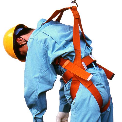 ツヨロン(藤井電工) 被災者吊上げベルト R-427