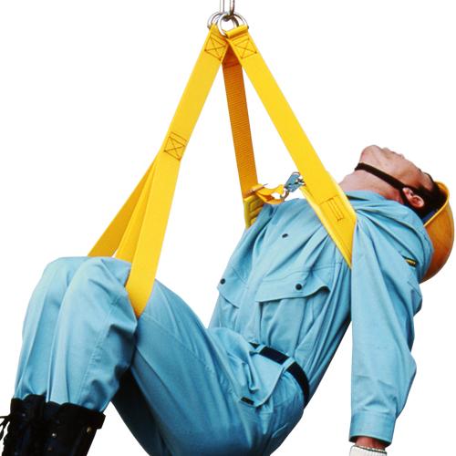 ツヨロン(藤井電工) 被災者吊上げベルト R-430