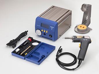白光(HAKKO) はんだ吸取器 FR-400/300W FR-4003 100V 2極接地プラグ FR400-82