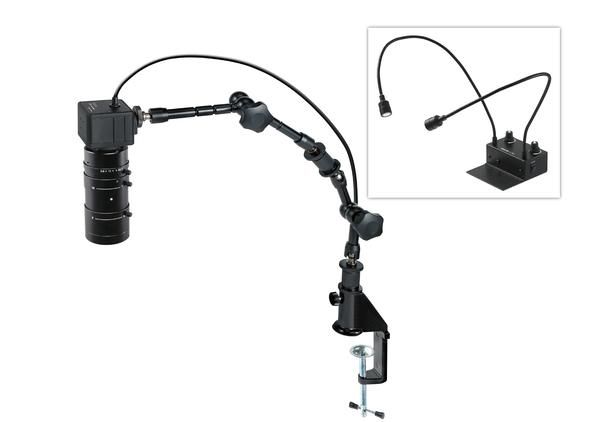 ホーザン(HOZAN) マイクロスコープ PC用 LEDライト付(L-703) L-KIT652