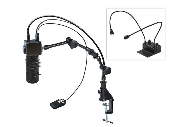 ホーザン(HOZAN) マイクロスコープ モニター用 LEDライト付(L-703) L-KIT654