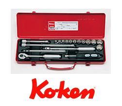 Ko-ken(コーケン) 9.5sq. ソケットセット 3200A