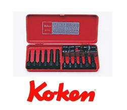 Ko-ken(コーケン) 9.5sq. ソケットセット 3219M