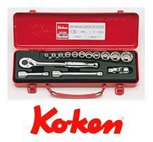 Ko-ken(コーケン) 9.5sq. ソケットセット 3252M