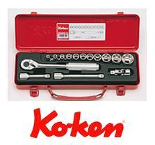 Ko-ken(コーケン) 9.5sq. ソケットセット 3252M-10