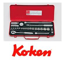 Ko-ken(コーケン) 9.5sq. ソケットセット 3275