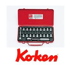 Ko-ken(コーケン) 9.5sq. ソケットセット 3276