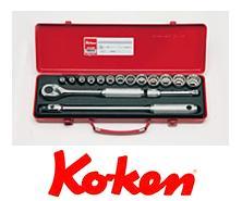 Ko-ken(コーケン) 12.7sq. ソケットセット 4232M
