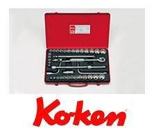 Ko-ken(コーケン) 12.7sq. ソケットセット 4238AM