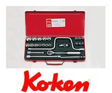 Ko-ken(コーケン) 12.7sq. ソケットセット 4248M