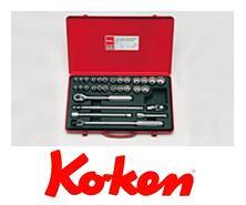 Ko-ken(コーケン) 12.7sq. ソケットセット 4273AM