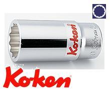 Ko-ken(コーケン) 19.0sq. 12角ディープソケット(inch) 6305A-2.3/8